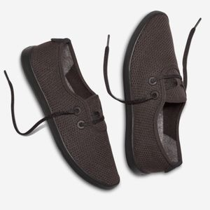 NEW Allbirds charcoal tree skippers - size 7